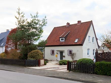 Einfamilienhaus auf tollem Grundstück