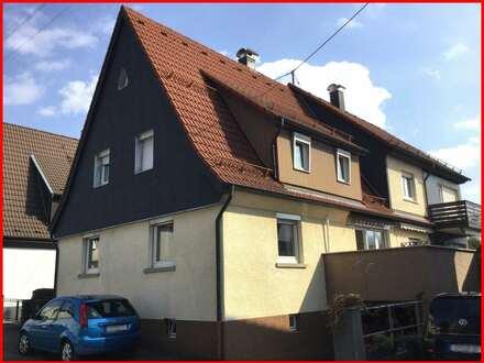 Kompakte Doppelhaushälfte in familienfreundlicher Lage!