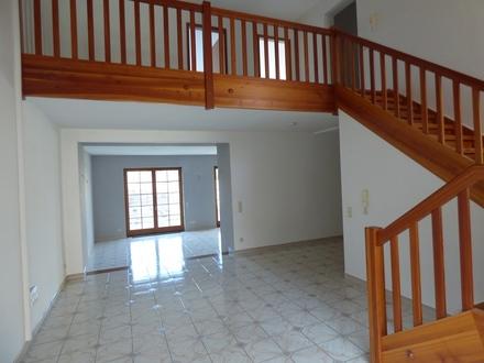 Große Maisonette-Wohnung für die kleine Familie