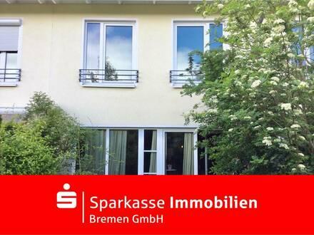 Schönes Reihenmittelhaus mit Carport in guter Lage von Bremen-Borgfeld