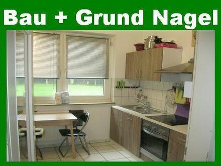 Provisionsfrei! 2,5-Zimmer-Erdgeschosswohnung mit Gartennutzung in idylischer Waldrandlage