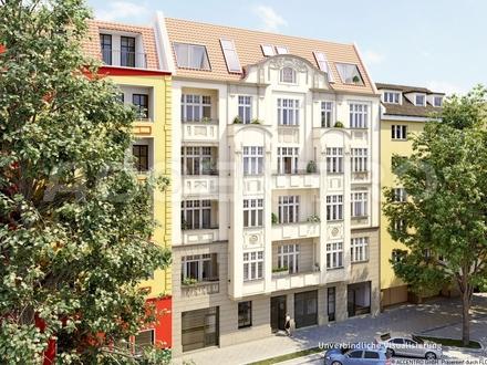 Gut vermietete Altbauwohnung als Kapitalanlage in Kreuzberg