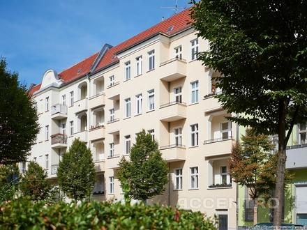 Gepflegte Wohnung als Kapitalanlage mit grünem Innenhof