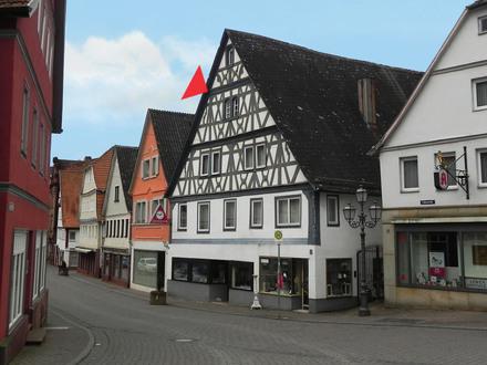Wohn- und Geschäftshaus in zentraler Lage von Amorbach