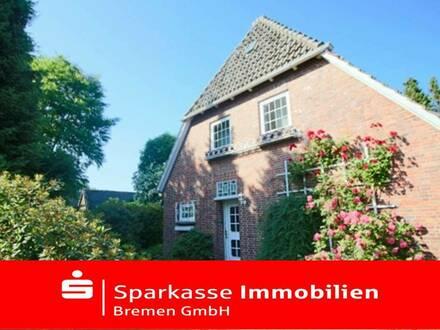 Juwel im Dornröschenschlaf - Charmante Doppelhaushälfte in Bremen-Blumenthal