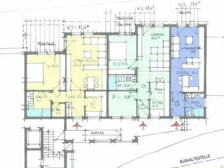 Gewerbeimmobilie mit Wohneinheiten für Projektentwickler