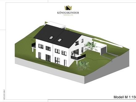 Projektierte Doppelhaushälfte inkl. Grundstück in familienfreundlicher Lage von Bad Boll