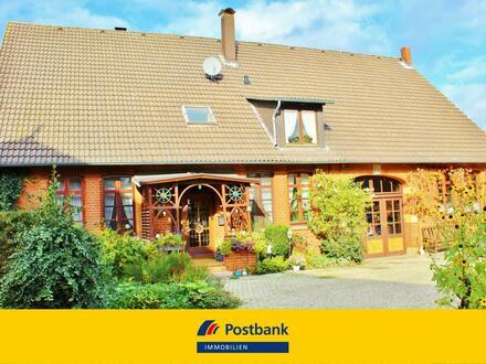 Charaktervolles Bauernhaus mit Einliegerwohnung in zentraler Lage von Petershagen - Lahde