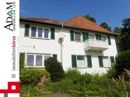 Großzügige Eigentumswohnung mit Garten in Senne