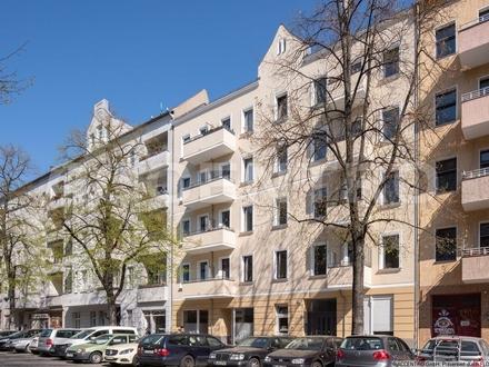 Vermietete 1-Zimmer-Altbauwohnung zur Kapitalanlage!