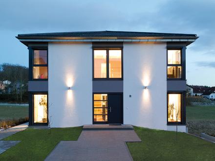 Ihr Traumhaus im Bauhausstil auf Ihrem eigenen Grundstück