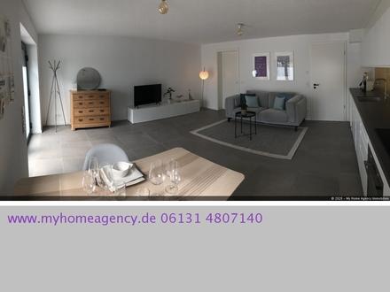 Erstbezug: Moderne Hochwertig möblierte 2 Zimmer Wohnung in Mainz Hechtsheim