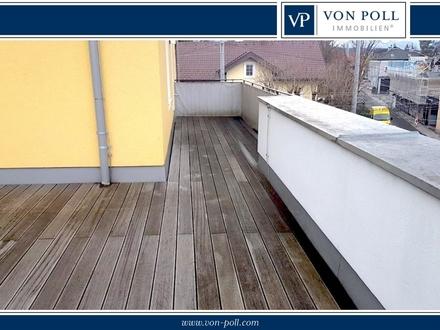 Wunderschöne 2 Zimmerwohnung mit Traum-Terrasse in Maxglan!