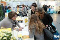 Braunauer Lehrlingsmesse lockt mit vielen Ausstellern und Infos