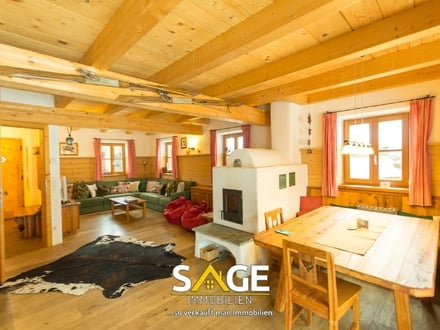 Charmantes und uriges Chalet in St. Michael im Lungau