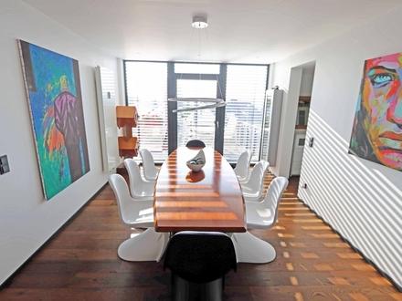 Luxus-Maisonettewohnung mit fantastischem Ausblick