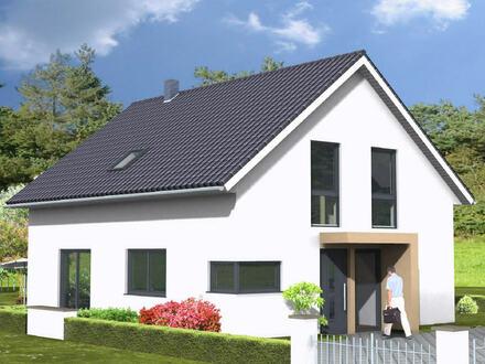 Geschmackvolles Neubau-Einfamilienhaus in toller Wohnlage von Bad Oeynhausen-Rehme!