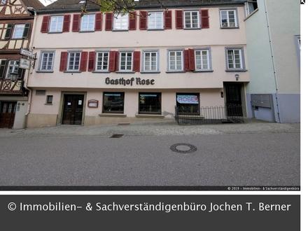 Moderne 3 Zi. Stadtwohnung in der Bahnhofstraße