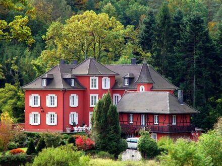 Jagdschloss auf einem 27 ha großen Grundstück in den Nordvogesen