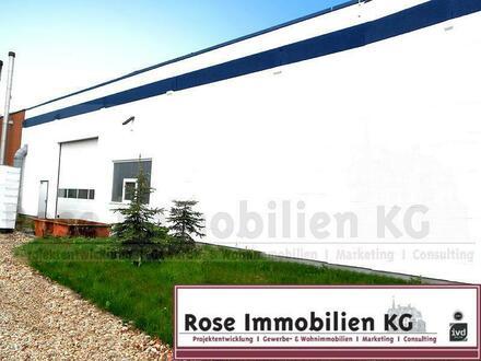 ROSE IMMOBILIEN KG: Büro- und Lagerflächen in Oeynhausen Lohe zu vermieten - Eine Teilflächenanmietung ist nach Absprache…