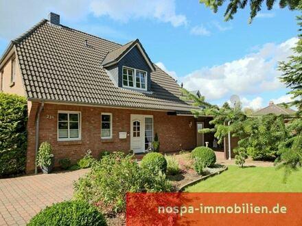 Sehr gepflegtes Einfamilienhaus am Langenberger Forst in Leck!