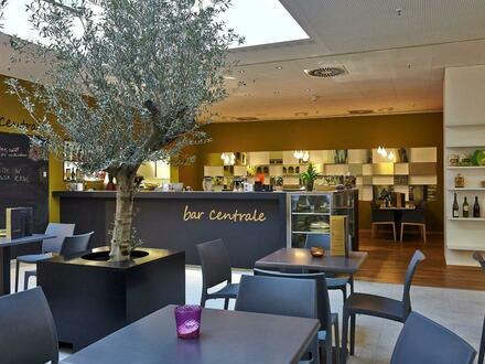 Tagescafe, Pizzeria, Bar