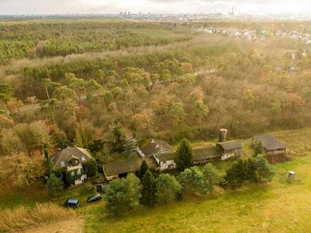 Freistehendes Einfamilienhaus mit Stallungen in idyllischer Land- und Forstwirtschaftslage!