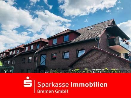Schicke Eigentumswohnung in beliebter Wohnlage in Stuhr-Brinkum