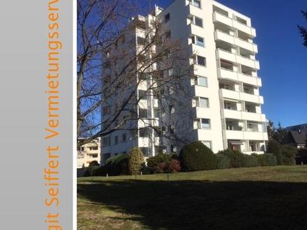 Geräumige 2-Zimmer-Wohnung mit Balkon und herrlicher Fernsicht
