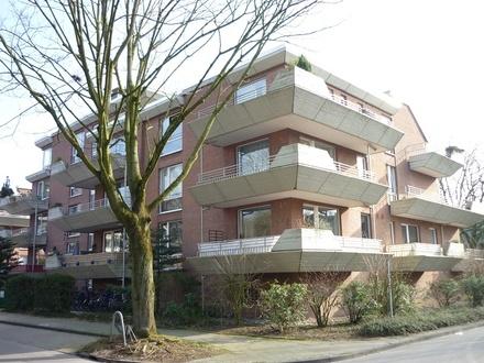 Helles 29 m²-Appartement mit großem Sonnenbalkon, Nähe York-Ring!