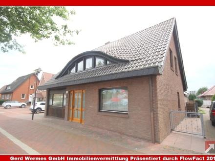 Geräumiges Einfamilienhaus mit Garage in zentraler Wohnlage von Dörpen!