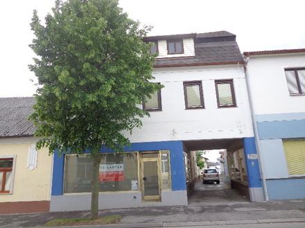 Wohn- und Geschäftshaus im Zentrum von Deutschkreutz
