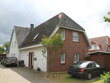 Beverstedt: Attraktiv. Kapitalanlage! 4 - Fam.-Haus, Bj.1994, renov,. vermietet, top Lage, Obj. 4785