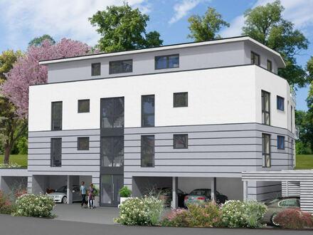 RESERVIERT!!! Erstklassige Neubauwohnung mit Gartenanteil in Hüllhorst!