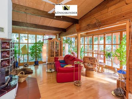 Gelegenheit für Naturfreunde: Idyllisch gelegenes Einfamilienhaus mit Pool in Starzach