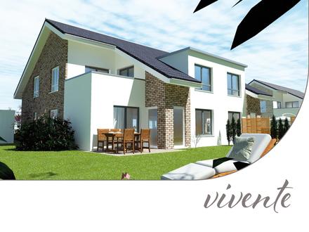 Neubauwohnung in attraktiver, grüner Lage von Bohmte - Wohnung 1