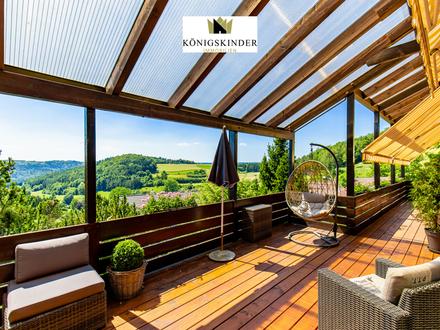 Familienfreundliches Haus mit schönem Garten in herrlicher Aussichtslage bei Nagold