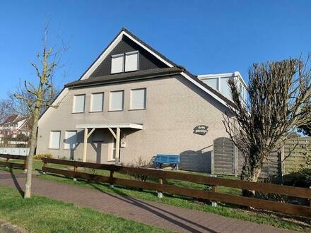 Ebenerdige 3-Zimmer-Wohnung in traumhaft ruhiger Lage von Langeoog