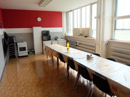 Industrieimmobilie bei Erfurt | langfristig vermietet | fast 8% Rendite