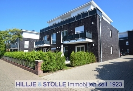 Traumhaftes 3 ZKB Penthouse in Oldenburg Nadorst/Bürgerfelde