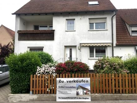 Doppelhaushälfte in zentraler Lage von Gebsattel zu verkaufen