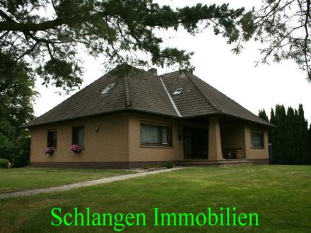 Objekt Nr.: 19/824 Walmdachbungalow mit 2 WE in Saterland / OT Scharrel