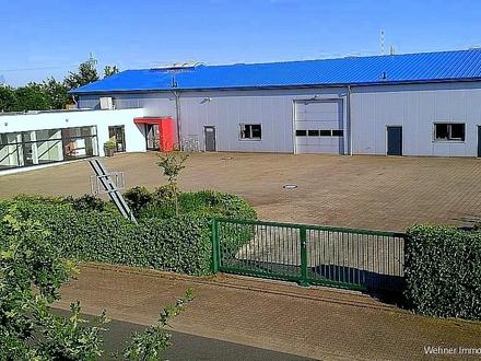 Verden-Ost | Lager- und Produktionshalle mit klimatisiertem Büro