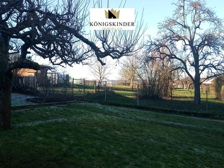 Wernau; Grundstück mit Abriß in TOP-Randlage, großzügige Bebbauung möglich
