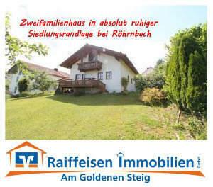 gepflegtes Zweifamilienhaus