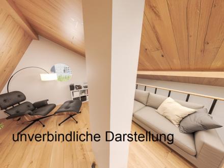 Mittendrin und Nahdran in Winnenden - Galeriewohnung - Kapitalanleger aufgepasst!