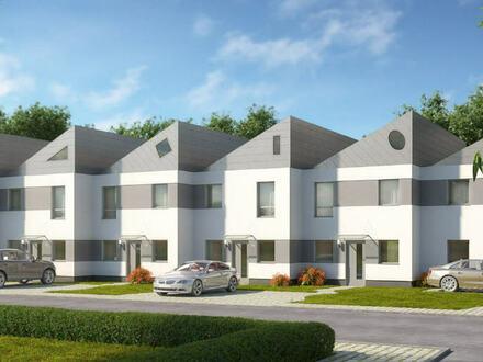 Neubau Mittelreihenhäuser im KFW 40 Standard mit 2 Vollgeschossen in Lingen ab EUR 270.000,--