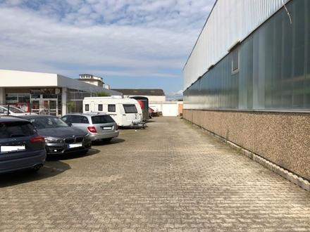 Vielseitig nutzbare Gewerbehalle/Lager/Produktion (1125m²) mit Kranbahn und Büro