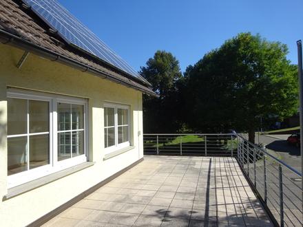 Eine Terrasse wie im Penthouse