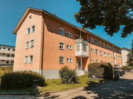 3-Zimmer Souterrainwohnung mit viel Potenzial in Lindau-Zech